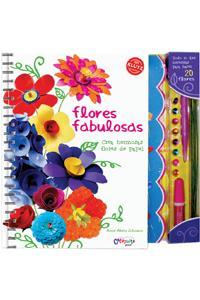 Flores fabulosas - NUEVA EDICIÓN: portada