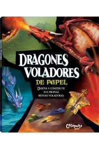 Dragones voladores: portada