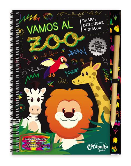 Vamos al Zoo: portada