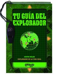 Tu Guía del Explorador: portada