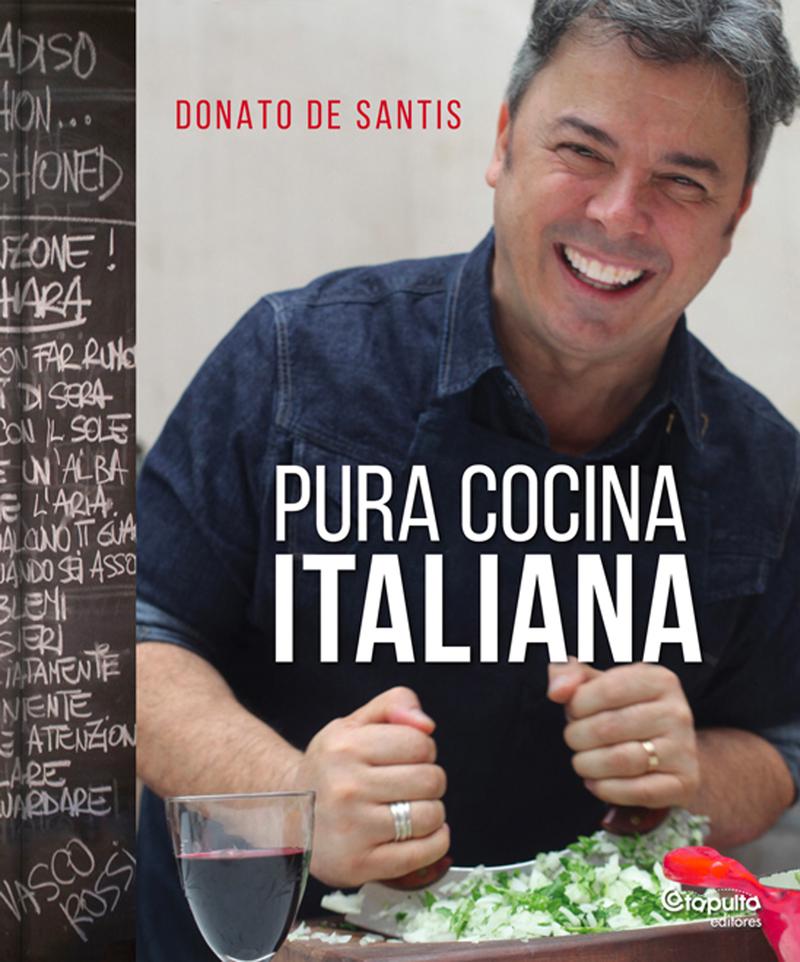 PURA COCINA ITALIANA: portada