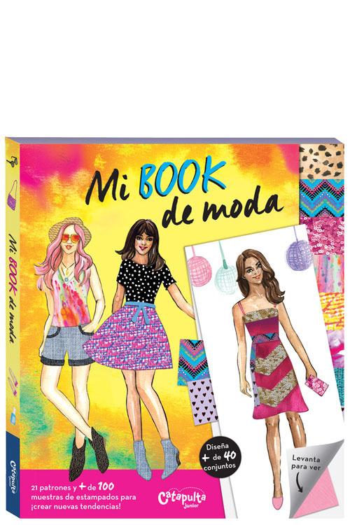Mi book de moda: portada