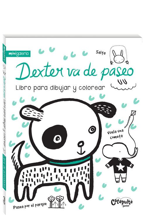Minigalería - Dexter va de paseo: portada