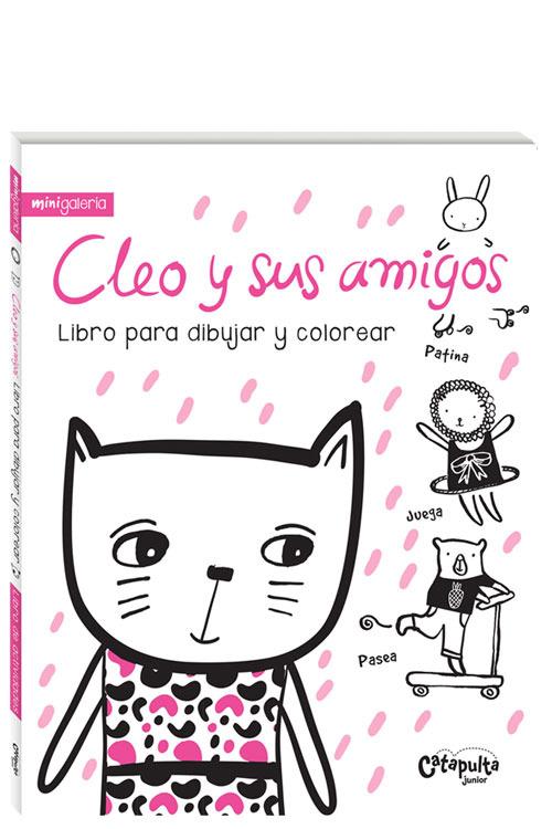 Minigalería - Cleo y sus amigos: portada
