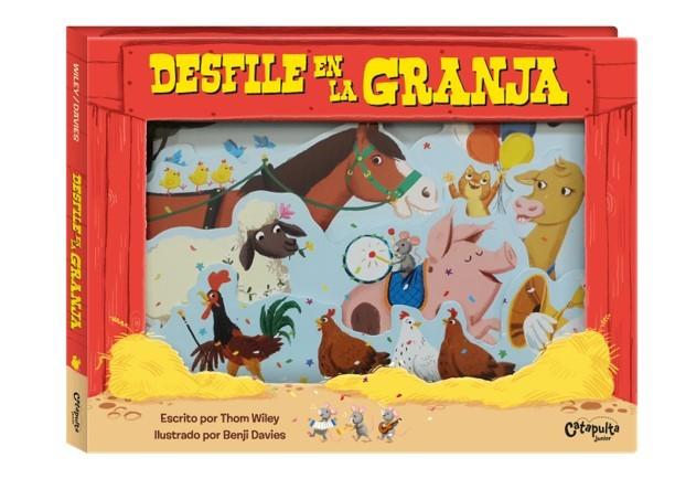 DESFILE EN LA GRANJA: portada