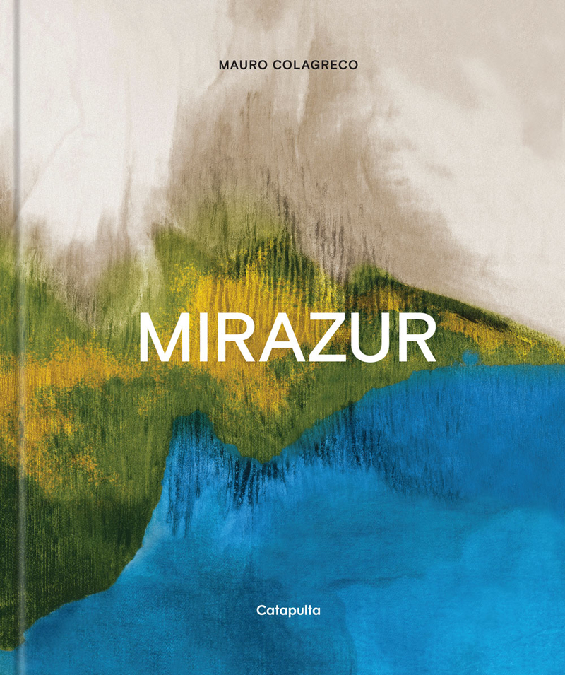 MIRAZUR. ENGLISH Cuisine from the frontier without frontiers: portada