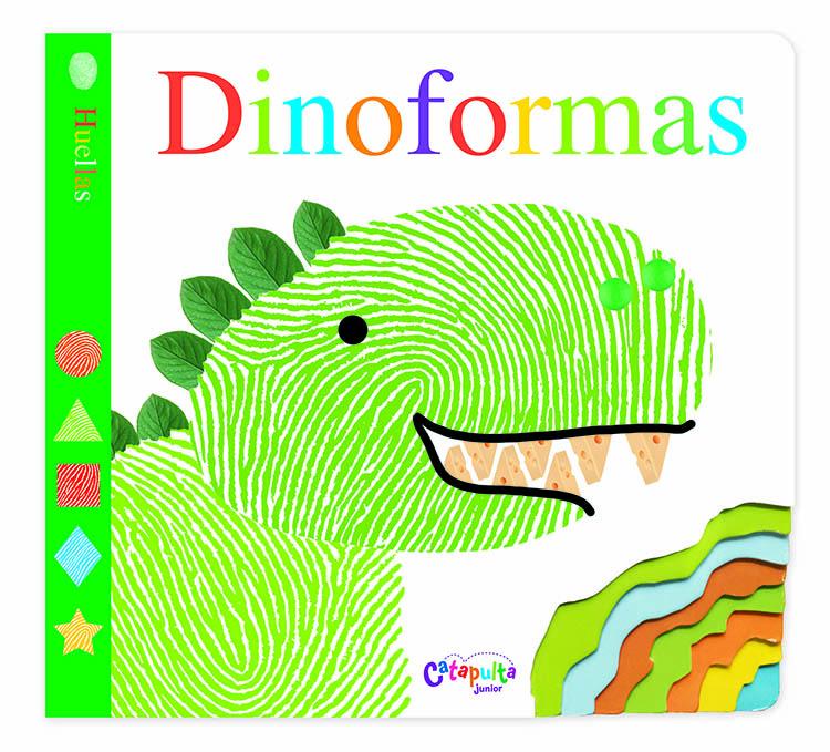 Dinoformas: portada