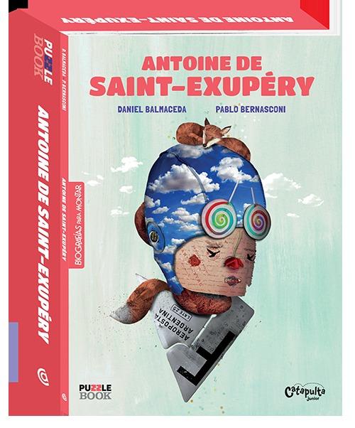 Antoine de Saint-Exupéry: portada