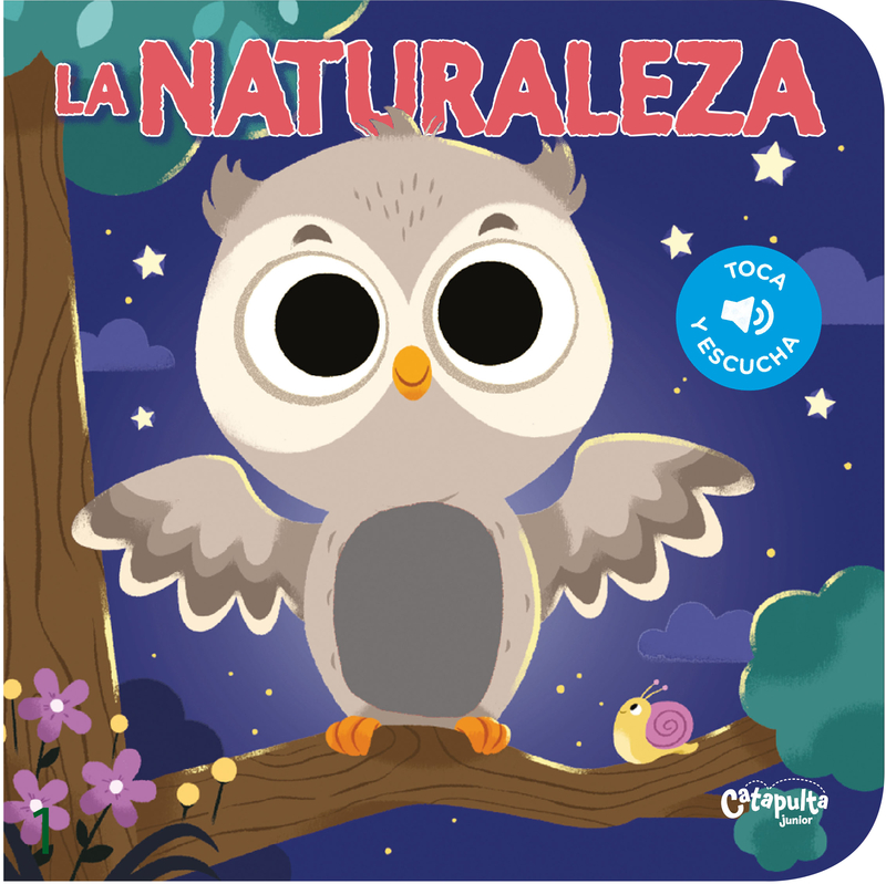 LA NATURALEZA - Toca y Escucha: portada