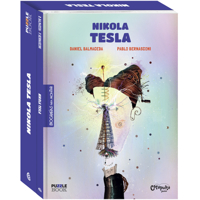 NIKOLA TESLA: portada