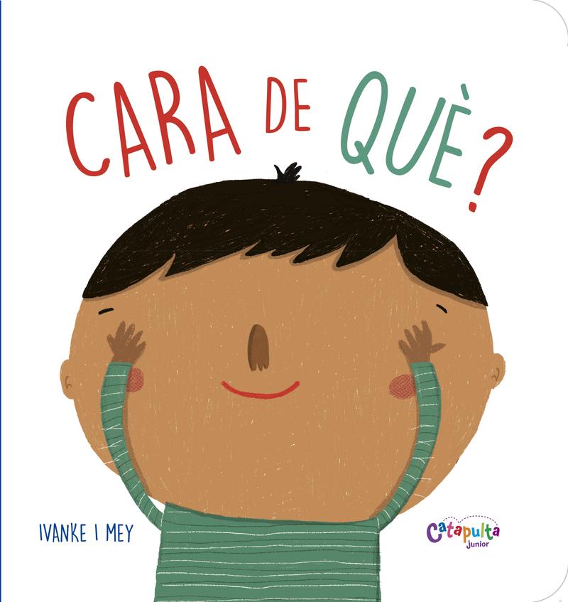 CARA DE QUÈ? (Català): portada