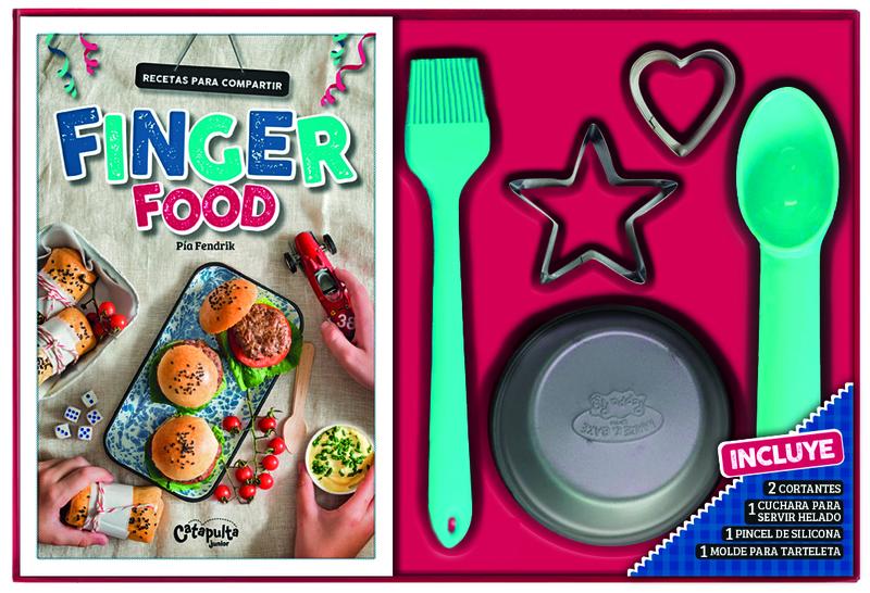 FINGER FOOD: portada