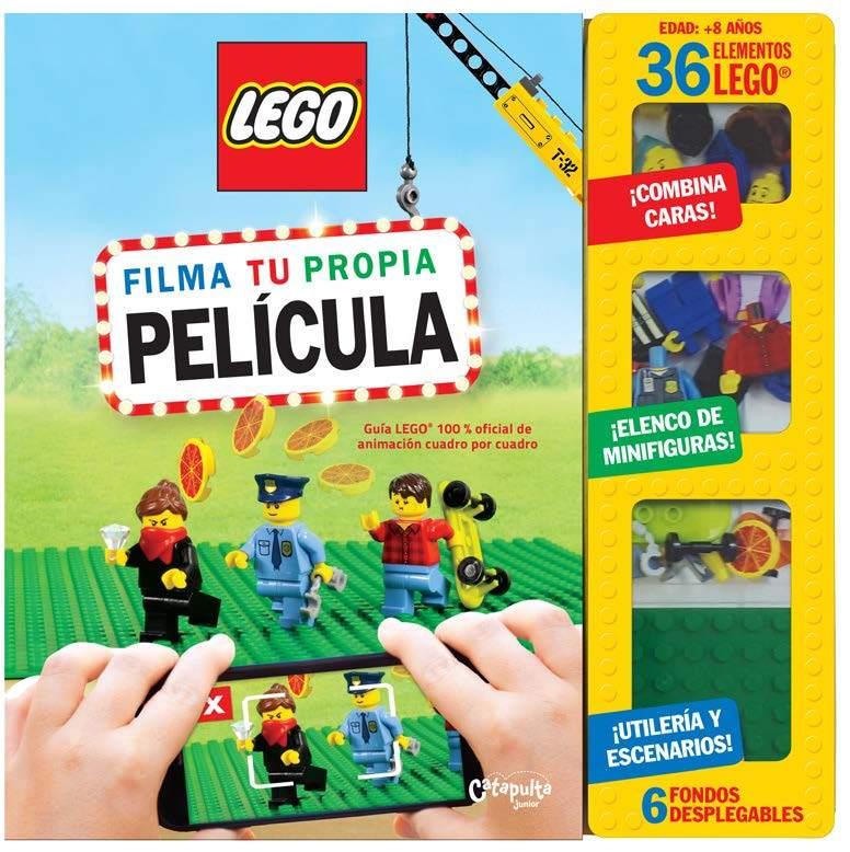 LEGO - Filma tu propia película: portada