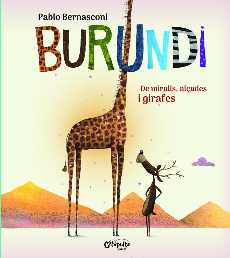 BURUNDI - DE MIRALLS, ALÇADES I GIRAFES: portada