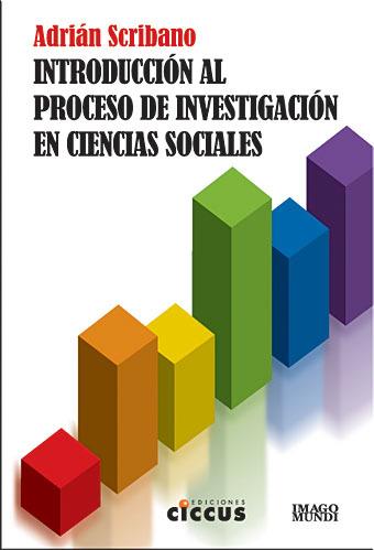 INTRODUCCIÓN AL PROCESO DE INVESTIGACIÓN EN CIENCIAS SOCIALE: portada