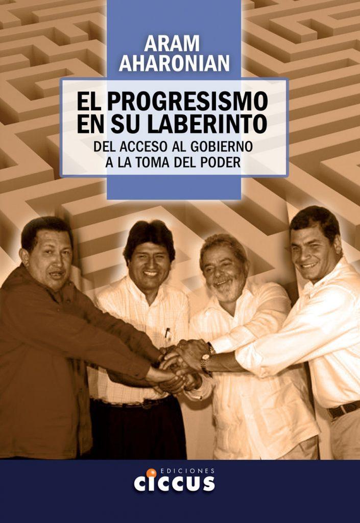 EL PROGRESISMO EN SU LABERINTO: portada