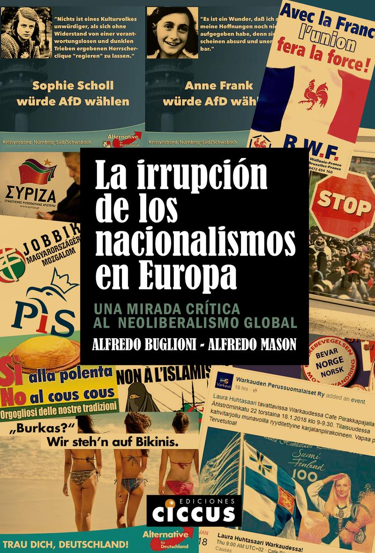 LA IRRUPCIÓN DE LOS NACIONALISMOS EN EUROPA: portada