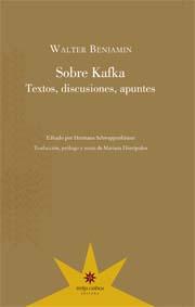 Sobre Kafka: portada