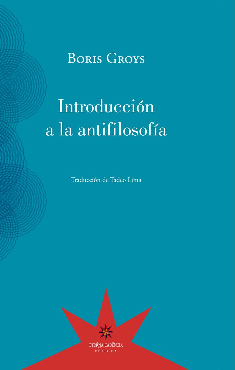 Introducción a la antifilosofía: portada