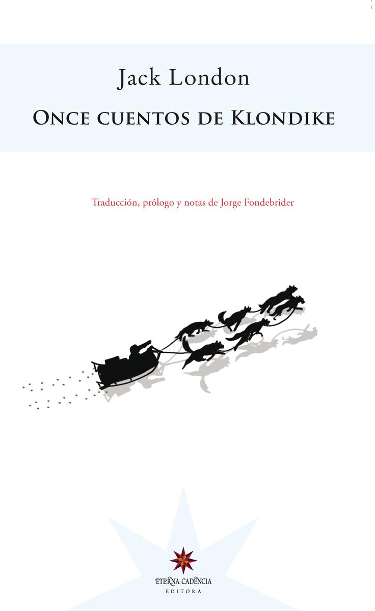 Once cuentos de Klondike: portada