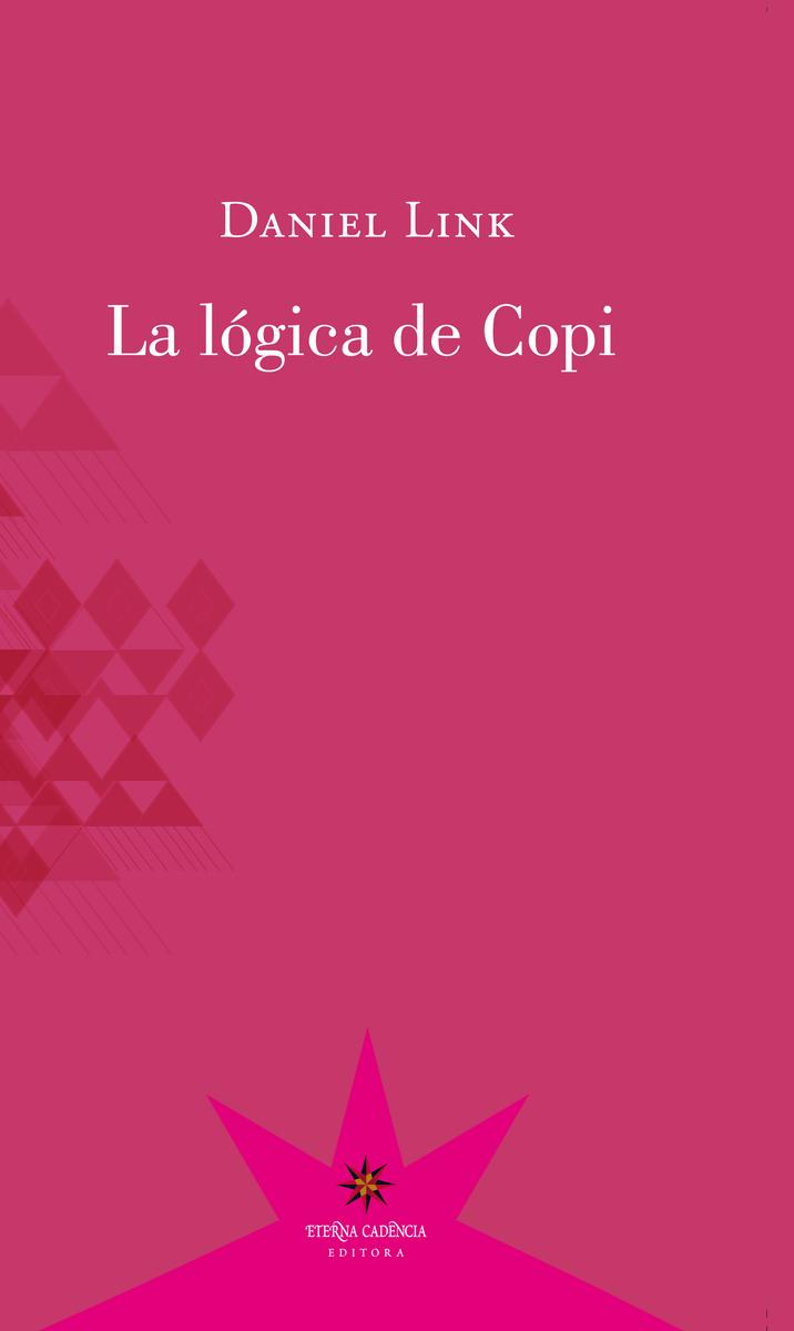 La lógica de Copi: portada