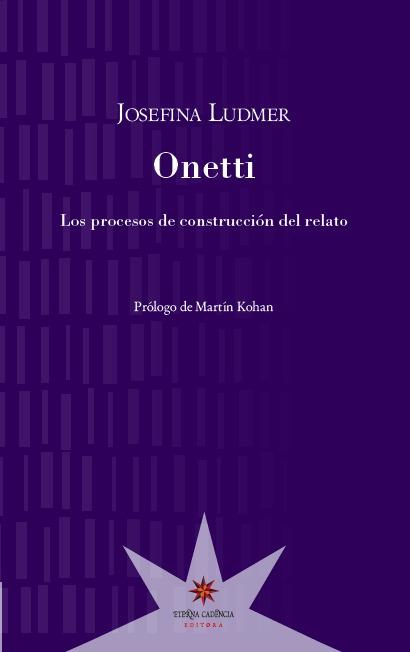 Onetti (Nueva edición): portada