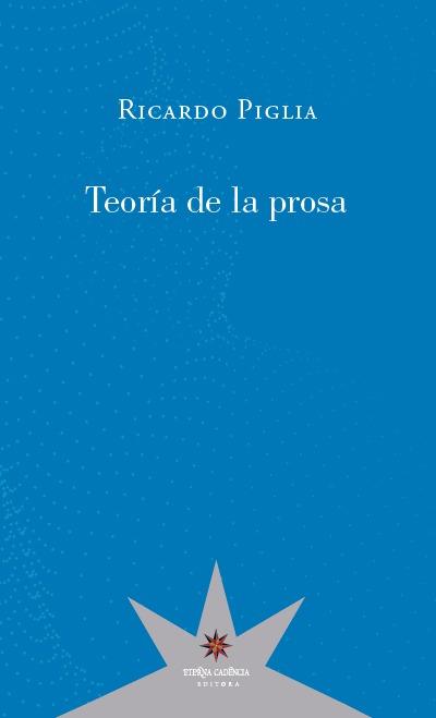 Teoría de la prosa: portada