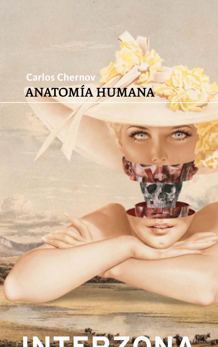 Anatomía humana: portada