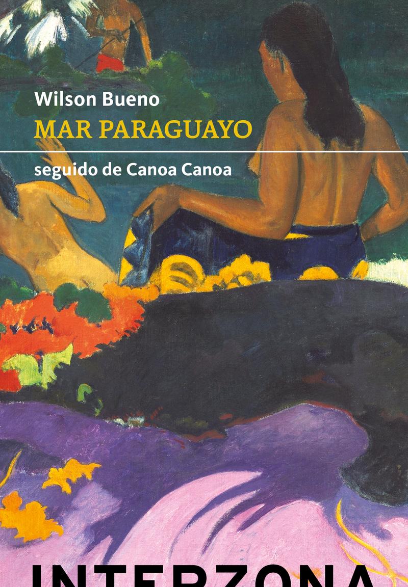 Mar paraguayo: portada