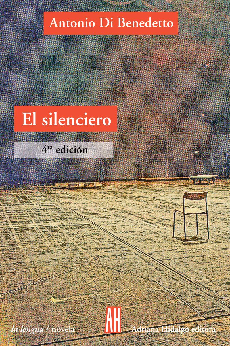 SILENCIERO: portada