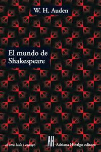 MUNDO DE SHAKESPEARE: portada