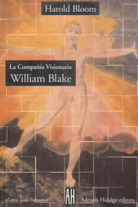 COMPAÑIA VISIONARIA: WILLIAM BLAKE: portada