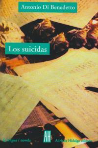 SUICIDAS (ISBN ARGENTINO): portada