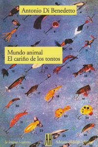 MUNDO ANIMAL / EL CARIÑO DE LOS TONTOS: portada