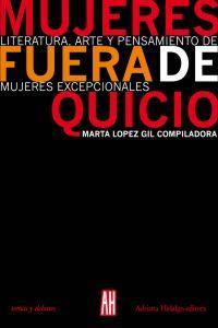 Mujeres fuera de quicio.: portada