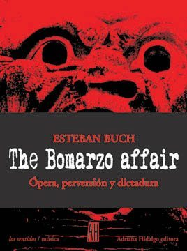 The Bomarzo affair: portada