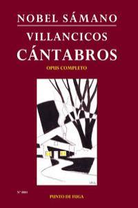VILLANCICOS CÁNTABROS: portada