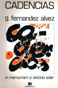 CADENCIAS IN MEMORIAM P. A. SOLER: portada