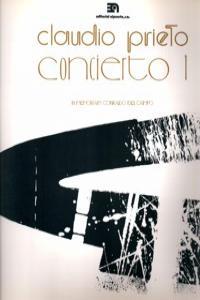 CONCIERTO I: portada