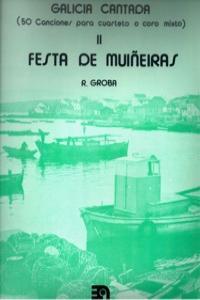 FESTAS DE MUIñEIRAS II GALICIA CANTADA: portada