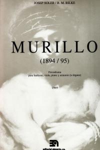 MURILLO 1894 - 1895: portada