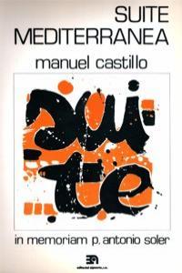 SUITE MEDITERRANEA (IN MEMORIAM A. SOLER: portada