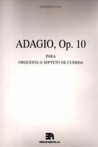 ADAGIO OP. 10: portada