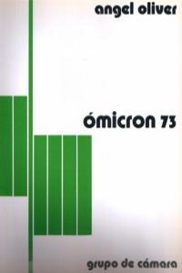 OMICROM 73: portada