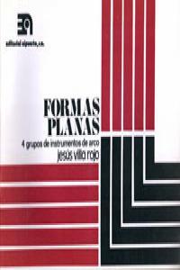 FORMAS PLANAS: portada