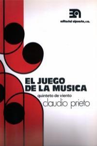 JUEGO DE LA MUSICA,EL: portada