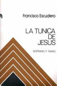 TUNICA DE JESUS,LA: portada