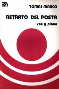 RETRATO DEL POETA: portada